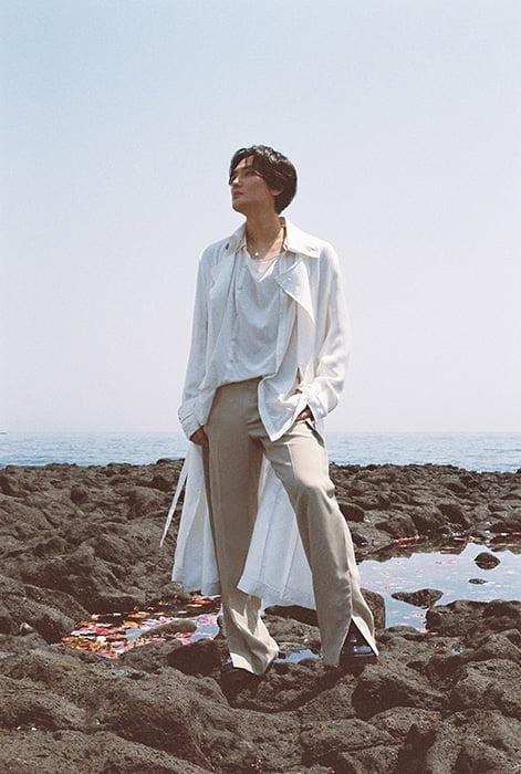 강타, 데뷔 25주년 프로젝트 두 번째 싱글 '7월의 크리스마스' 28일 공개
