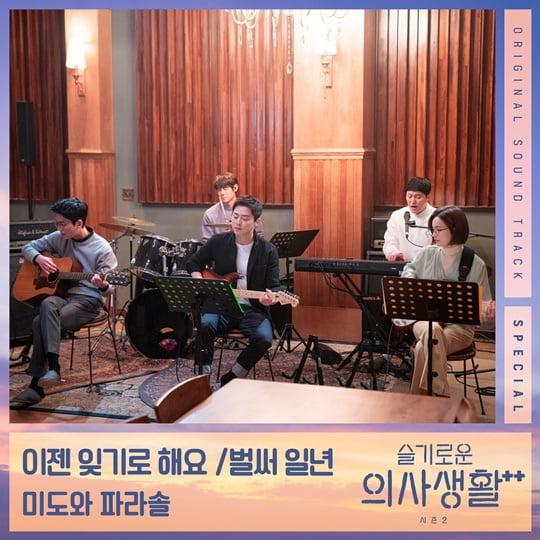 '이젠 잊기로 해요→벌써 일년', '슬의생2' 스페셜 OST 오늘(30일) 발매