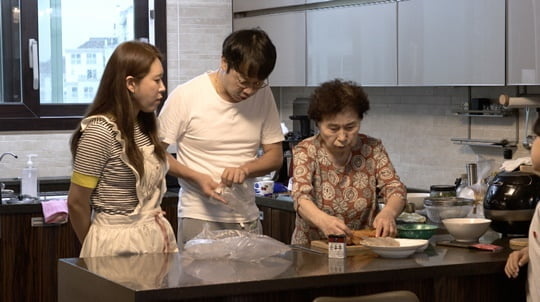 '김경아♥' 권재관보다 한 수 위, '원조 마라' 시부모님 등장 ('1호가')