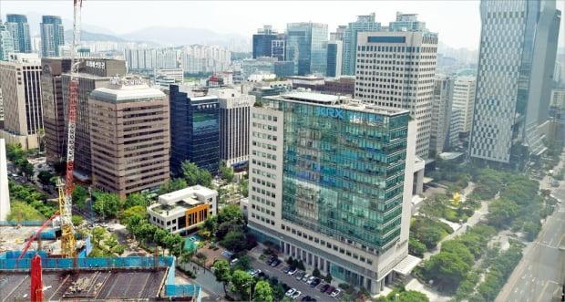 한국거래소 서울사무소 전경. /사진=허문찬  기자
