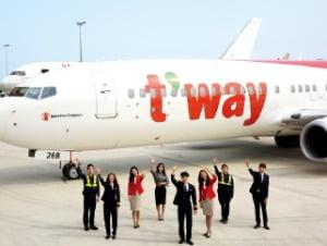 티웨이항공, 해외노선 확대…고객 서비스 개선
