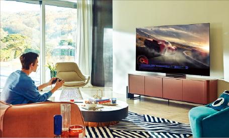 삼성 Neo QLED TV, 자연에 가까운 색상·홈 엔터테인먼트 기능 적용