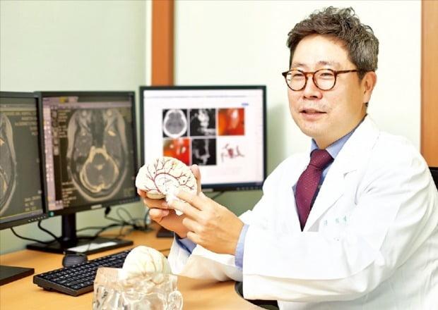 최석근 경희대병원 신경외과 교수