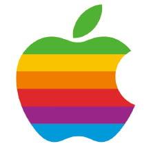 녹색사과로 얼굴 가린 이 남자…비틀스·애플에 영감을 주다
