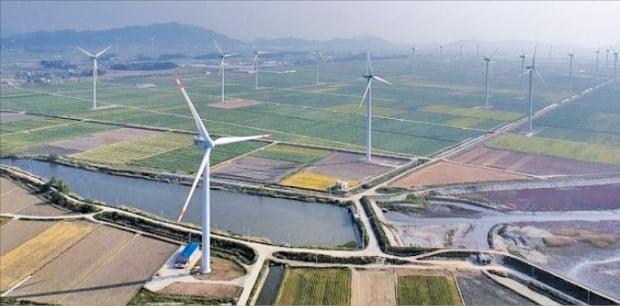 대한그린에너지, 폐염전 활용해 태양광발전…ESG경영 '앞장'