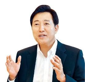 """오세훈 시장 """"용산철도정비창 주민 반대하는 주택공급 어렵다"""""""