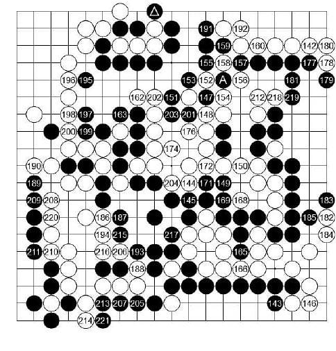 [제25기 하림배 프로여자국수전] 黑, 완벽한 마무리