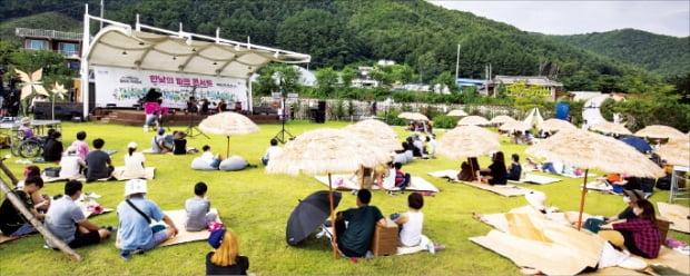 정몽구재단, 공연 문턱 높은 농·어촌 찾아 음악축제 개최