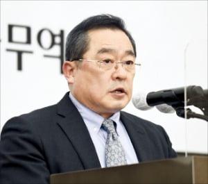 """구자열 회장 """"무협, 디지털전환 조타수 될 것"""""""