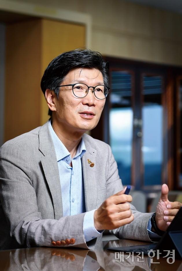 """이상래 """"모바일 자산관리 '큰 호응'…종합 금융 플랫폼 구축할 것"""""""