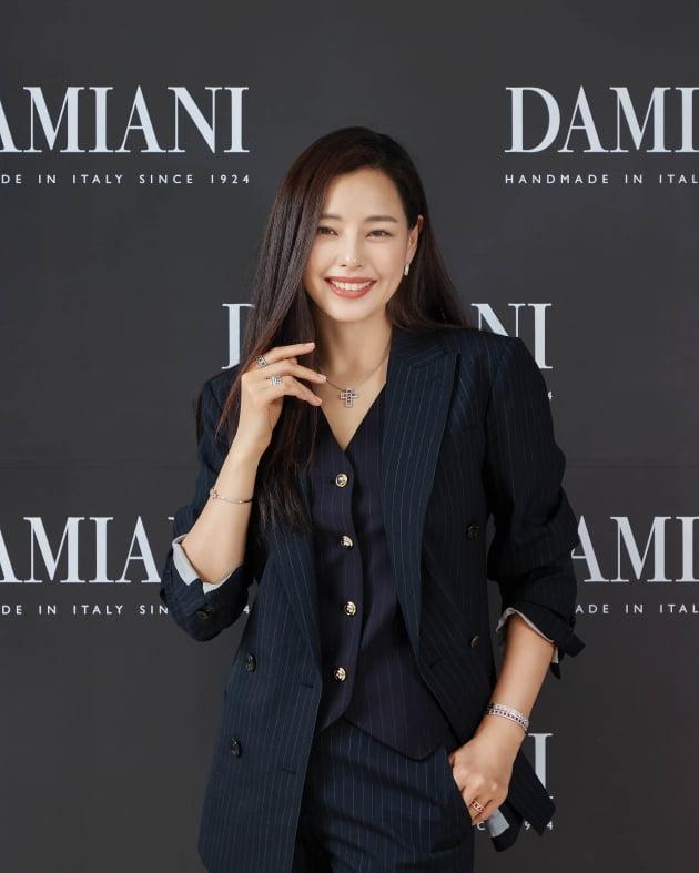 [Issue] 배우 이하늬, 다미아니 국내 앰버서더로 선정