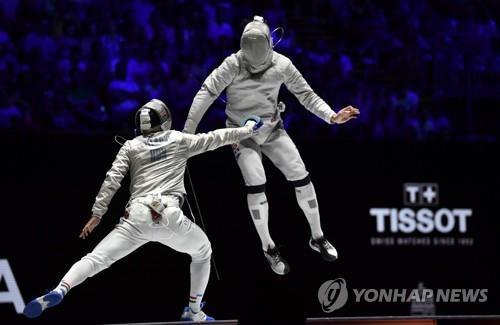 [도쿄 라이벌] ⑨ 오상욱 vs 실라지