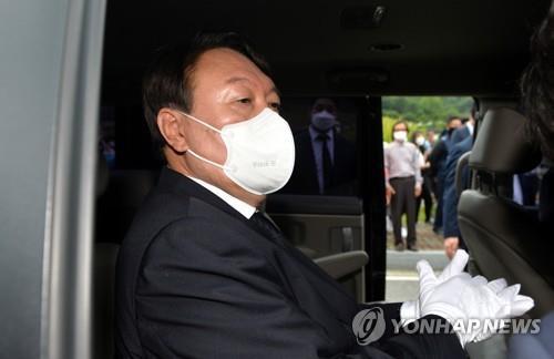 현직 검사장, 윤석열 징계취소 재판 '증언 비공개' 신청