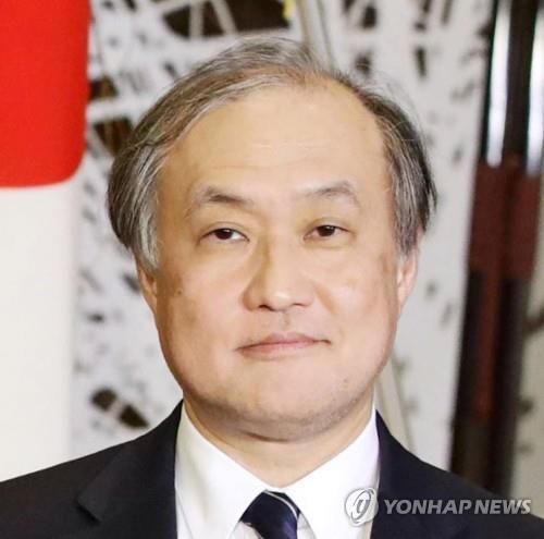 日 외교·안보 정책 사령탑에 아키바 전 외무성 차관