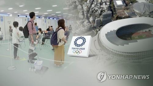"""""""도쿄올림픽 모든 경기 무관중 개최 방안 부상""""[마이니치]"""