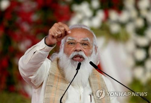 '방역 실패 논란' 인도 모디 정부, 내각 대폭 물갈이
