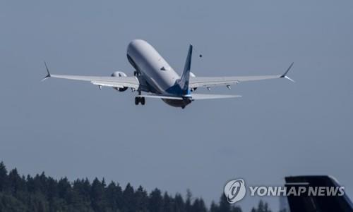 """""""보잉 737맥스 시험비행에 열려있다""""…중국서 운항금지 풀리나"""