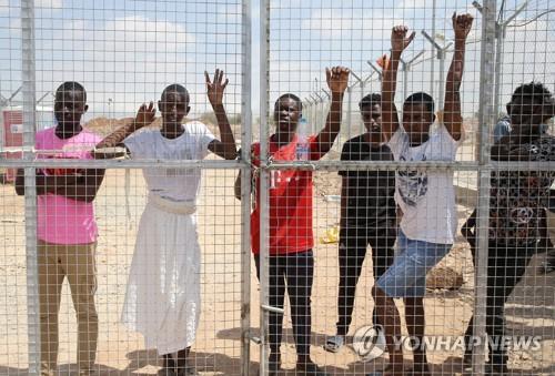 키프로스 경찰, 밀입국 시도한 이주민 18명 체포
