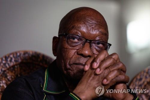 [샵샵 아프리카] 남아공 전직 대통령 수감, 한국 따라하기?