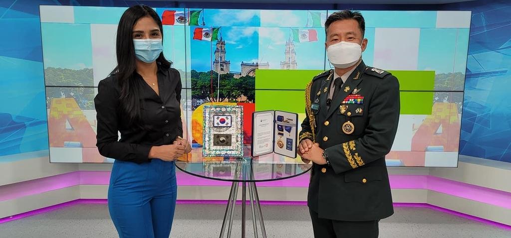 [비바라비다] 숨은 영웅 한분이라도 더…참전용사 찾아 멕시코 누빈 국방무관