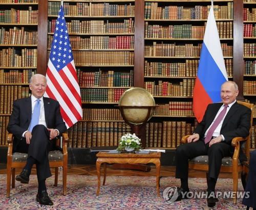 미러, 정상회담 후속조치 착수…몇주내 외무차관급 핵군축 회의