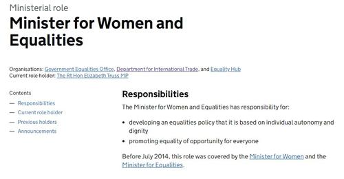 [팩트체크] 주요 선진국에도 여성가족부 있을까?