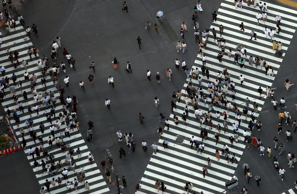[올림픽] 일본 코로나 신규확진 5천명 육박…개막 전부터 폭증