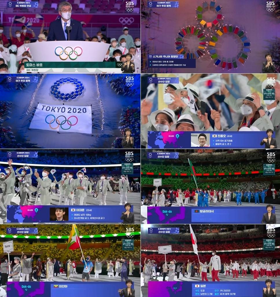 [올림픽] 개회식 시청률 17.2%…'평창 총감독' 송승환 내세운 KBS 1위