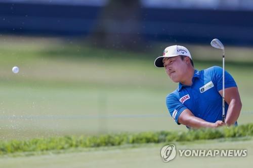 이경훈·강성훈, PGA투어 3M오픈 2R 선두에 3타차 공동 19위