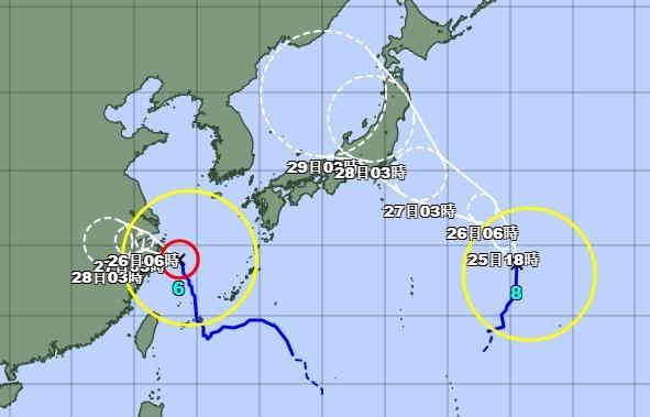 [올림픽] 대형 태풍 모레 日수도권 상륙…일부 경기 영향