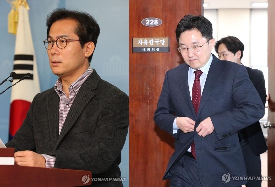대선과 함께 돌아온 '新소장파'…元에 김용태, 崔에 김영우