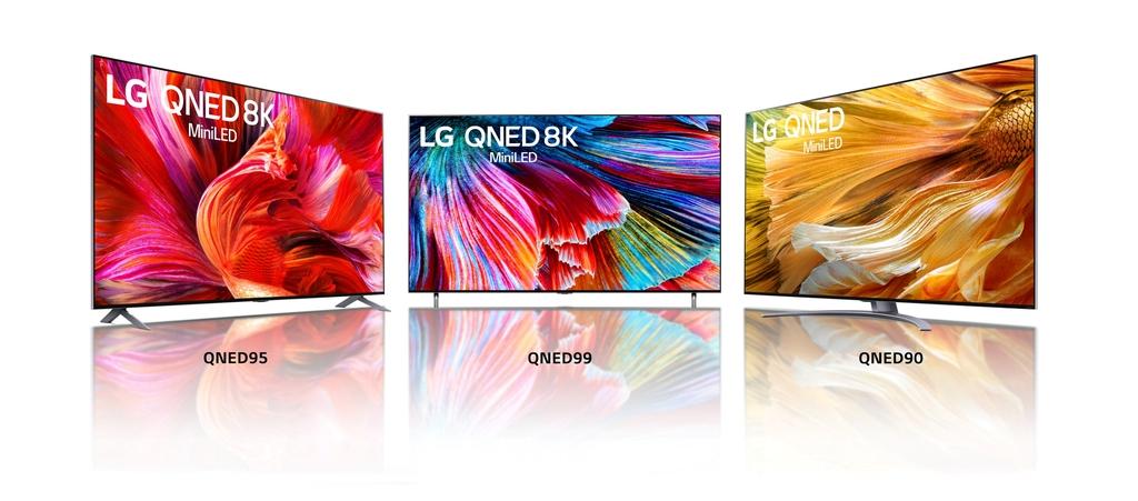 LG전자, 이번주 QNED 국내 출시…미니 LED TV 시장 가열