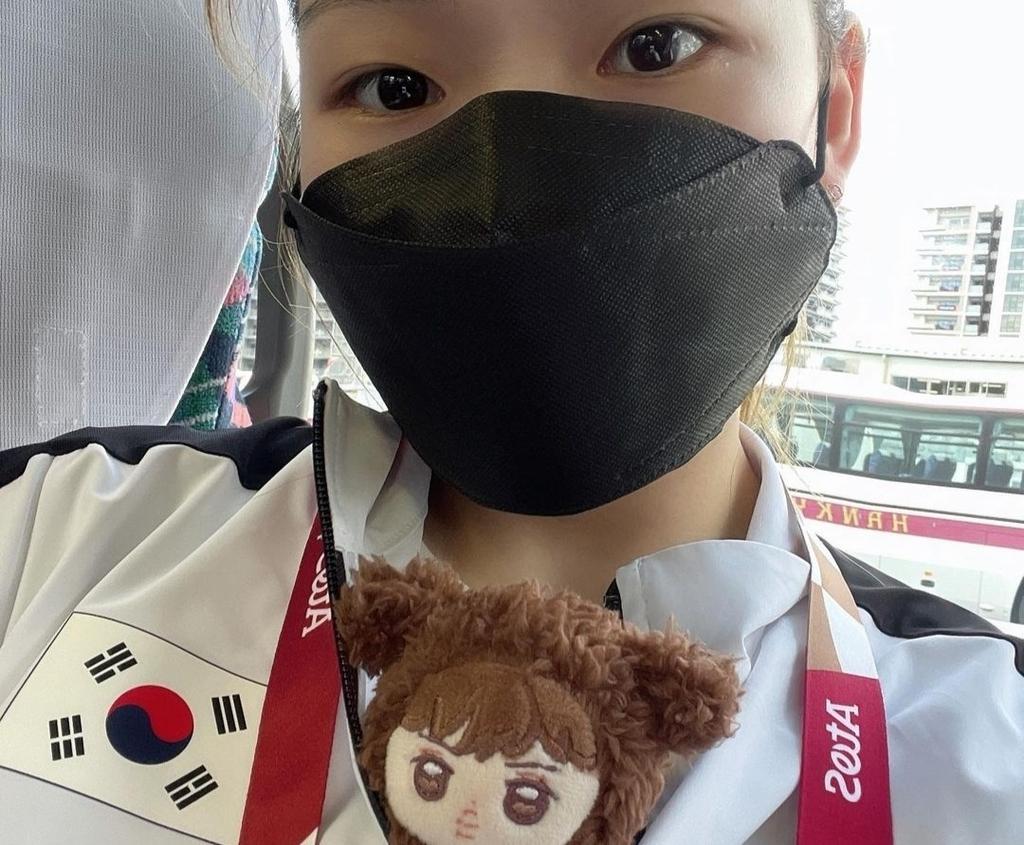 [올림픽] BTS·더보이즈·있지 응원에 신난 Z세대 태극전사들