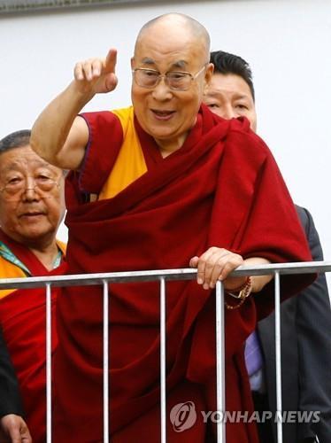 인도서 '中 견제구' 날린 美 블링컨…달라이 라마 대표단과 회동