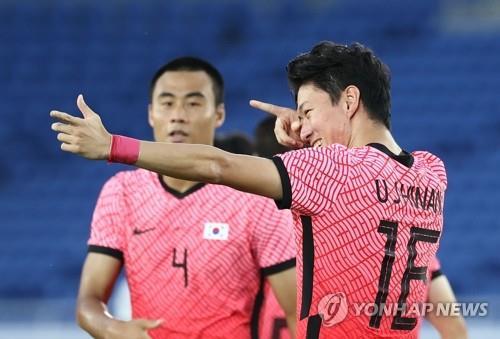 [올림픽] '6-0' 축구 한국-온두라스전 실시간 시청률 22.31%