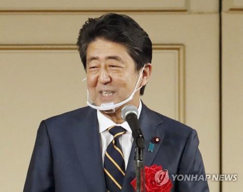 """""""아베, 대만의 국제적 지위 확립 위해 일본이 지원해야"""""""