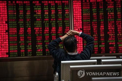 中 '규제 충격' 일단 진정…상하이증시 1.49% 상승 마감