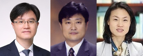 새 대법관 후보, 손봉기·하명호·오경미 3명 압축(종합2보)