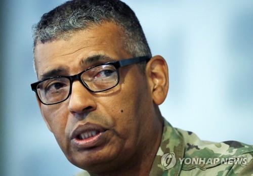 """前주한미군사령관 """"주요 훈련시설 주한미군 접근제한 제거돼야""""(종합)"""