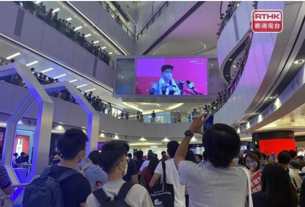[올림픽] '중국 국가 연주 때 누가 야유?' 홍콩경찰 조사