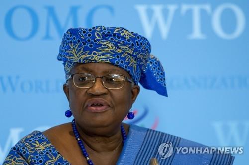 """WTO 사무총장 """"코로나19 백신 불균형, 경제 회복에 위협"""""""