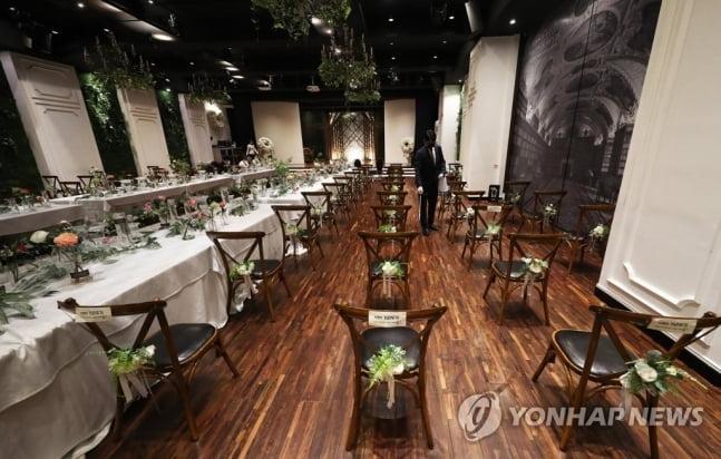 `수도권 4단계` 스포츠·전시회 규제 강화…결혼식은 부분 완화