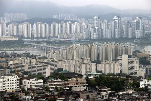 `서울 아파트값` 작년 +3.01%...올 상반기 +3.18%