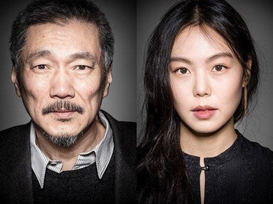 홍상수 감독과 배우 김민희. / 사진=67회 베를린영화제 공식 홈페이지