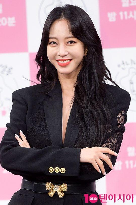 배우 한예슬 /사진=텐아시아DB