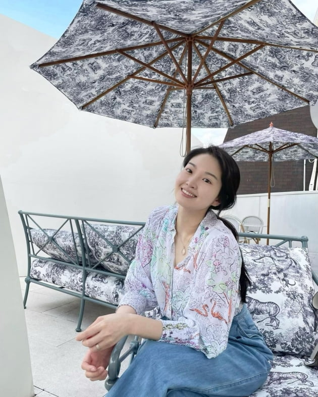 """'전진♥' 류이서, 결혼하니 카페투어가 일상 """"청담에서 얼그레이라떼"""" [TEN★]"""