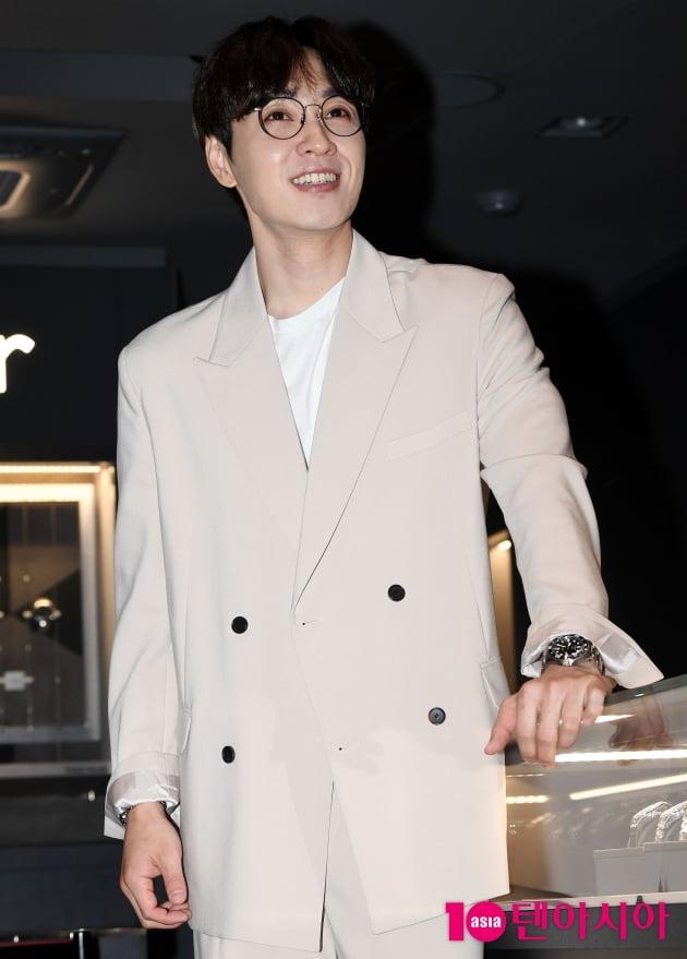 [TEN포토] 이석훈 '싱그러운 미소'
