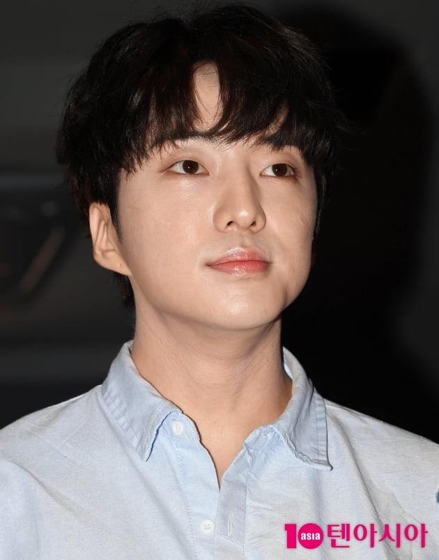 [TEN포토] 위너 강승윤 '상남자의 샤프한 비주얼'