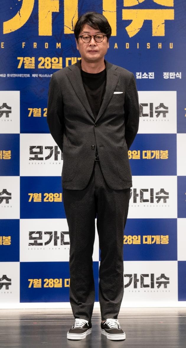 배우 김윤석./ 사진제공=롯데엔터테인먼트