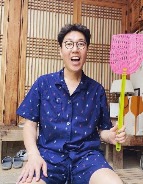 /사진=김영철 인스타그램